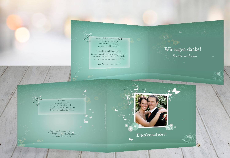 Kartenparadies Danksagung für Hochzeitsgeschenke Hochzeit Danke Dream, hochwertige Danksagungskarte Hochzeitsglückwünsche inklusive Umschläge   10 Karten - (Format  148x105 mm) Farbe  HellRosa B01N9U934M | Guter weltweiter Ruf  | Attr