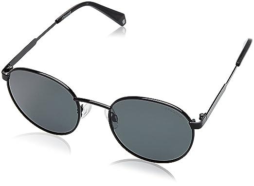 Polaroid Unisex-Erwachsene Sonnenbrille Pld 2053/S C3 Pjp, Blau (Bluette/Grey Pz), 51