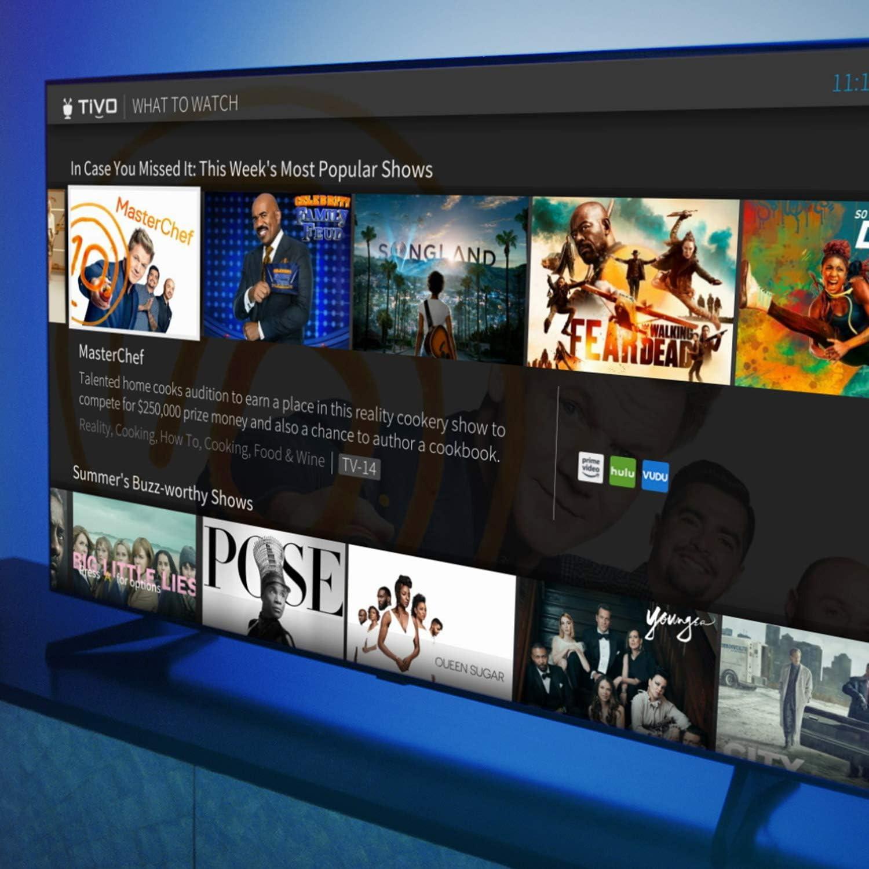 TiVo Edge para antena | Live, DVR y Streaming 4K UHD reproductor multimedia con Dolby Vision HDR y Dolby Atmos: Amazon.es: Electrónica