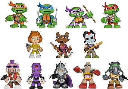Funko 4445 Mystery Minis Teenage Mutant Ninja Turtles Blind Box Vinyl Figure