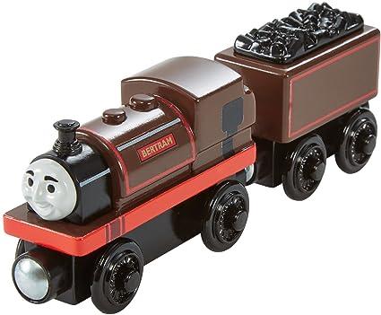 Fisher Price Thomas Friends Wooden Railway Bertram Train