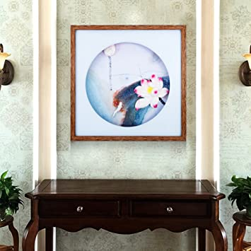 Eis Kristall Geprägte Bild/ Dekorative Malerei Im Wohnzimmer Veranda  Wandbild/ Sofa Wandfarbe/