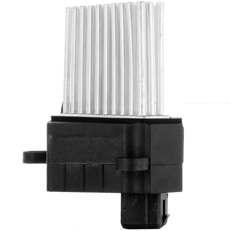 Air Conditioning Heater Fan HVAC Blower Motor Resistor SCITOO Regulator fit 2000 BMW 323Ci/1999-2000 BMW 323i/2001-2006 BMW 325Ci/2001-2006 BMW 325Ci/2001-2005 BMW 325i