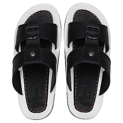 59525c2dfb38 Kraasa 5165 Casual Men s Flip-Flops   House Slippers  Buy Online at ...