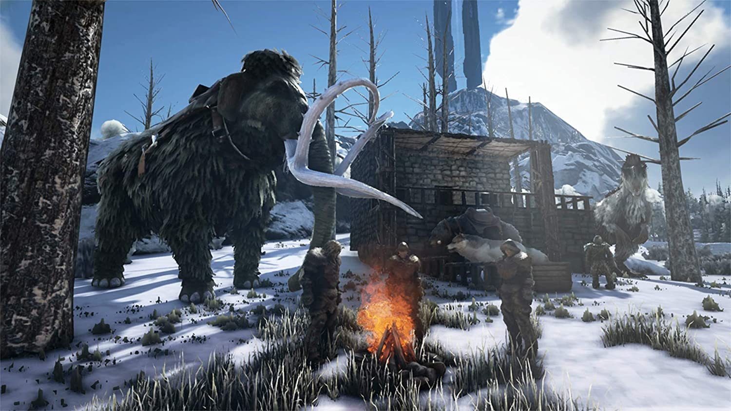 ARK: Survival Evolved - Nintendo Switch [Importación inglesa]: Amazon.es: Videojuegos