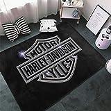 Non-Slip Area Rugs Home Decor, Floor Mat Living Room Bedroom Carpets Doormats 60 X 39 Inche