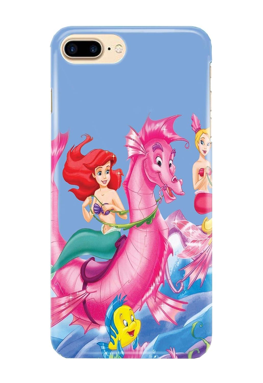 Carcasa para iPhone 7, diseño de Princesa Ariel Príncipe ...