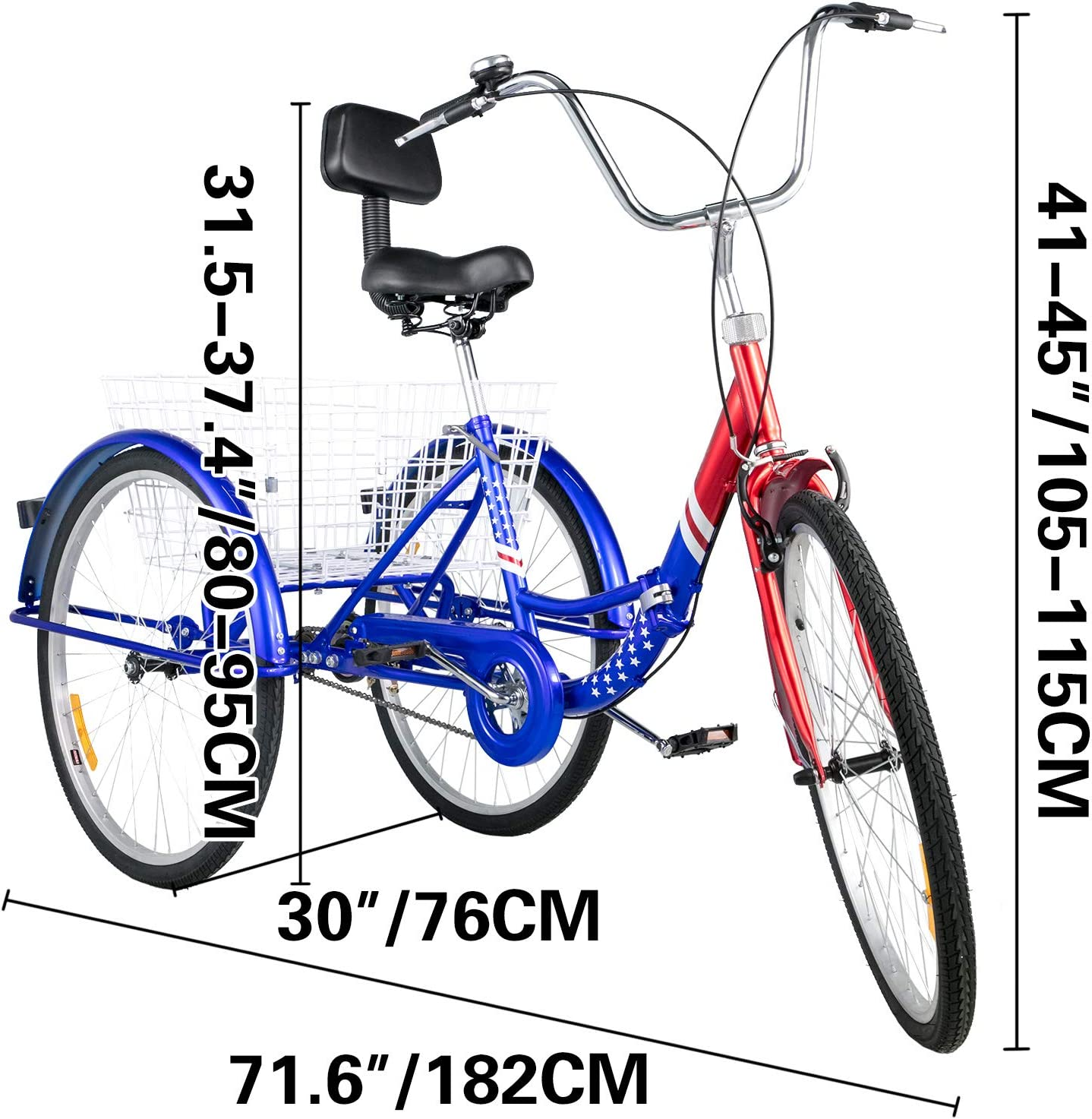 """37-451 White Wall 3 x Pashley Picador Trike Tricycle Tyres 20 x 1 ⅜/"""""""