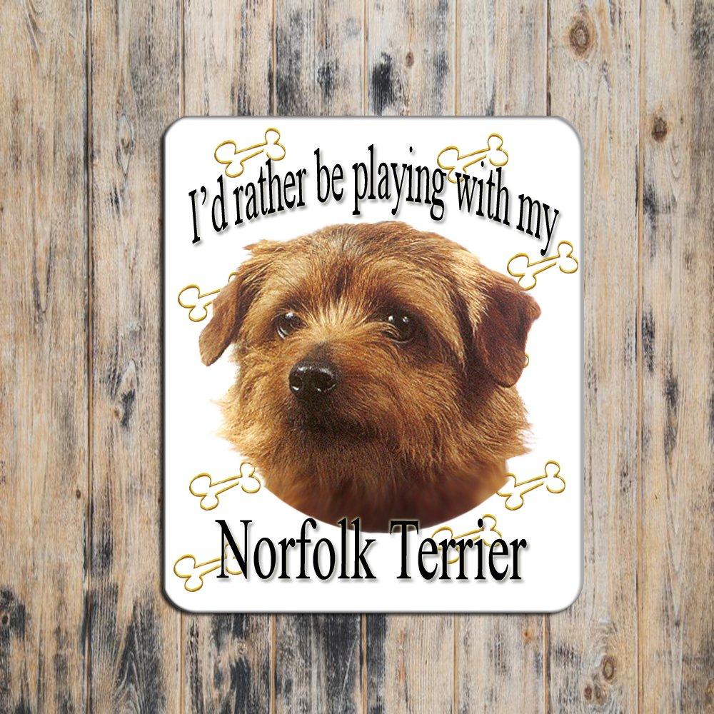 Norfolk Terrier Mousepad