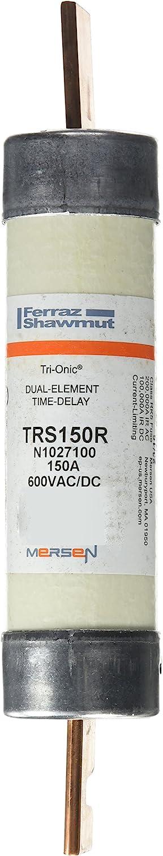 Mersen TRS150R 600V 150A 9 5//8X1 13//16 Time Delay Fuse