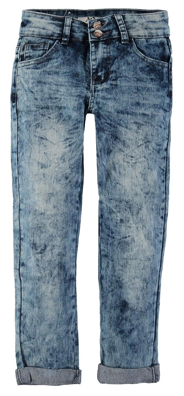 American Quality Denim Girls' Super Stretch Jeans