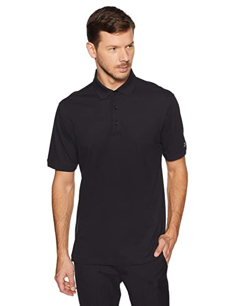 Under Armour Mens Solid Loose Fit Polo Active Shirt UA 1319027 ...