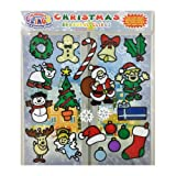 Amazon Price History for:Christmas Holiday Gel Clings for Kids & Toddlers- 21 Piece Xmas Window Clings - Reusable and Removable Strong Vinyl Gels - Great for Home, Travel, Classrooms, Church, Christmas Pageant, Teachers