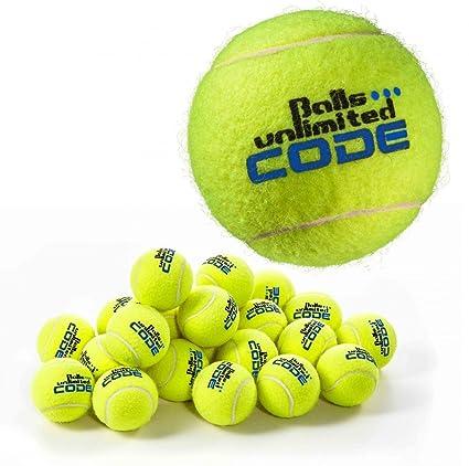 Topspin Balls Unlimited Code Blue 60 Bolsa