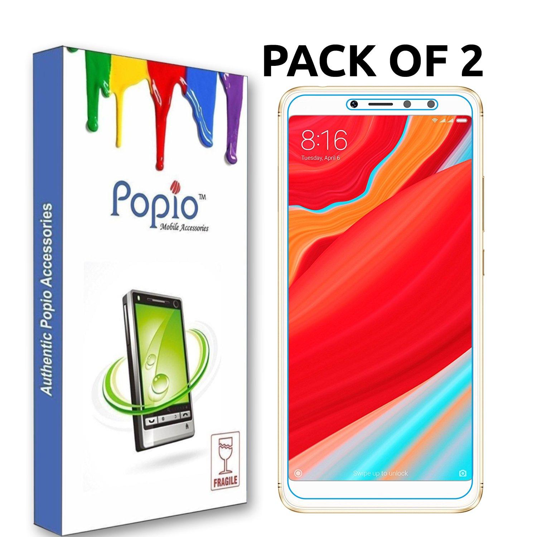 Popio Tempered Glass Screen Protector For Xiaomi Redmi S2 Anti Blue Light Cover Premium Electronics