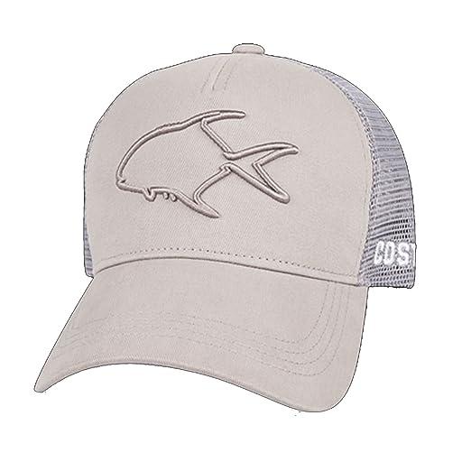 1af4648128 ... canada costa del mar stealth marlin trucker hat grey 13497 9312b