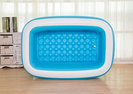 Vasca Da Bagno Bambini Pieghevole : Oofwy adulti doppio singolo gonfiabile vasca da bagno bambini