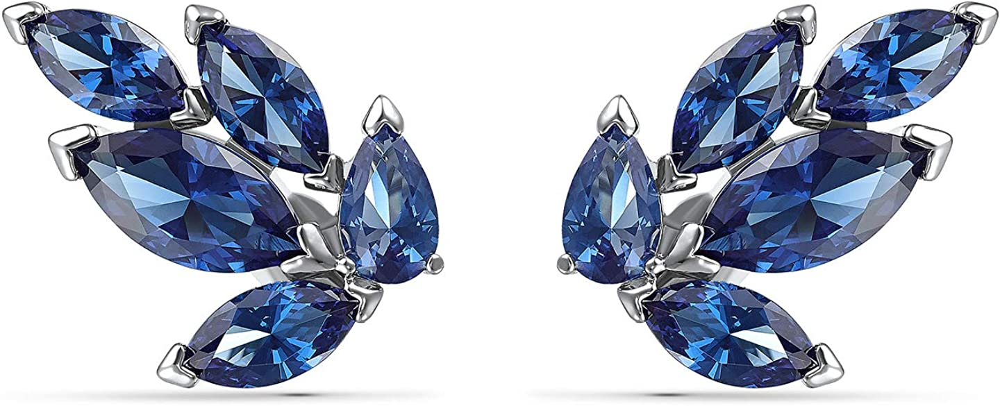 Swarovski Louison Stud Pierced Earrings