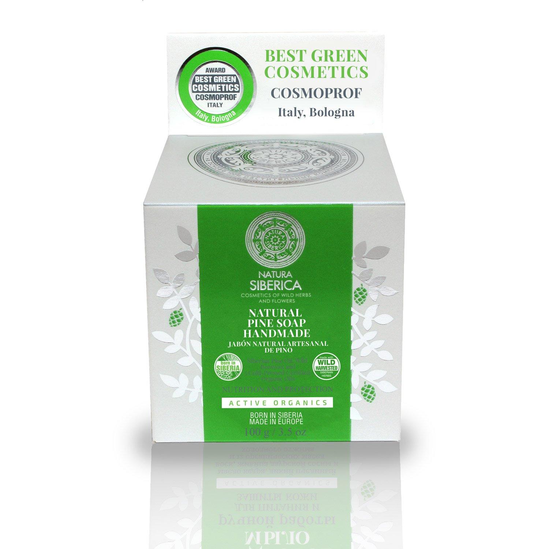 ACTIVE ORGANICS 100% Natural Cedar Soap - Hand Made