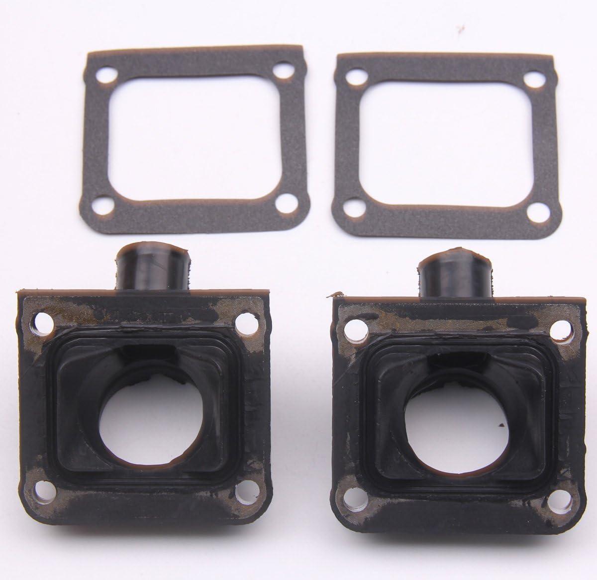 For Yamaha Warrior YFM350 Carb Intake Manifold 2 O-rings High-grade 2PCS!