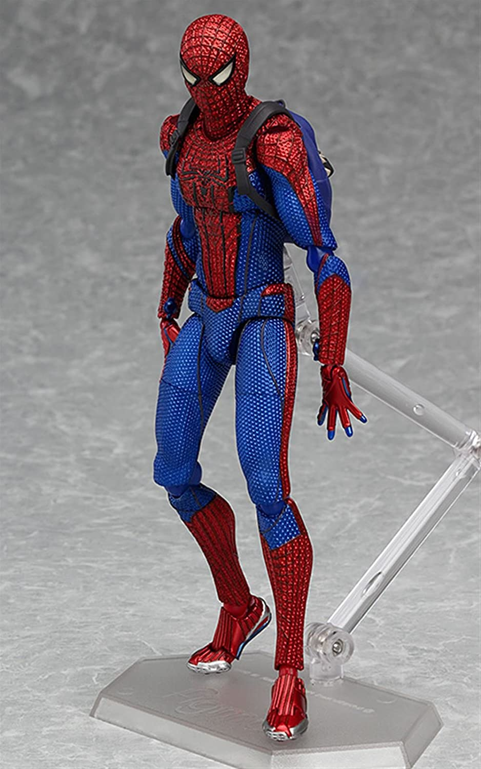 Buy Figma Amazing Spider Man Online At Low Prices In India Luggage Tag Spiderman Kotak