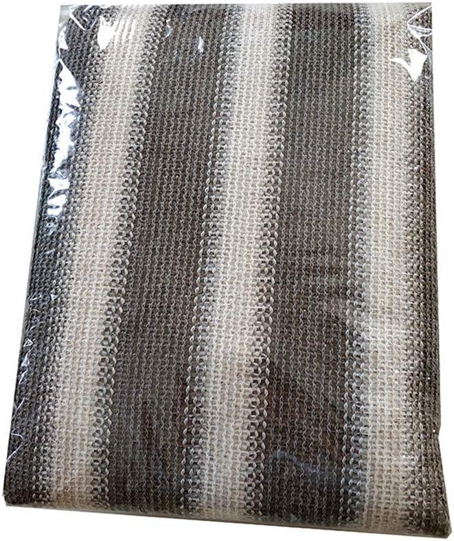 Sombrillas para El Sol Depósito Gris Rayas Blancas, UV Bloqueador Sombra para El Sol Patio Al Aire Libre Jardín Pérgola Mirador Pabellón,Gray,1.8Mx2.4M: Amazon.es: Hogar
