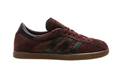 adidas Originals Tobacco, Red Night Core Black Gum, 12