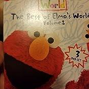 Amazon com: Elmo's World Box Set: Best of Elmo's World Two: Various