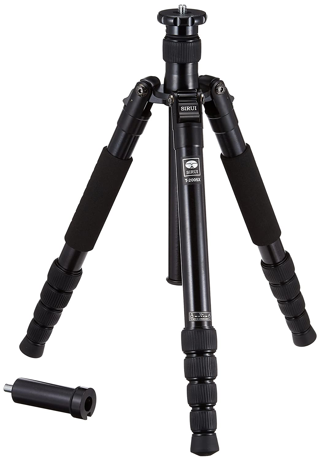Buy Sirui T2005x Tx Series Tripod Legs 5 Section 61 Height Aluminum Sirui T 2005x Online At Low Price In India Sirui Camera Reviews Ratings Amazon In