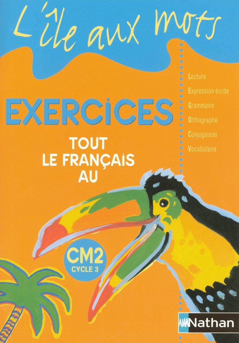Ile Aux Mots Exercices Tout Le Francais Au Cm2 Amazon Ca