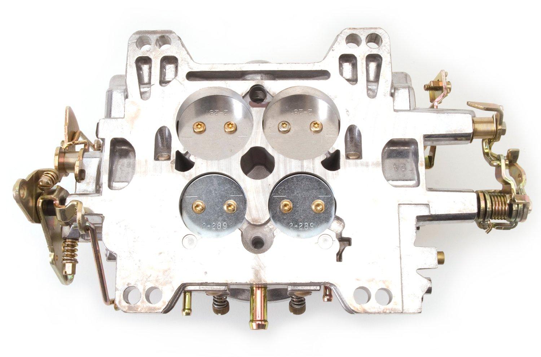 Edelbrock 1405 Performer 600 CFM Square Bore 4-Barrel Air Valve Secondary Manual Choke New Carburetor by Edelbrock (Image #3)