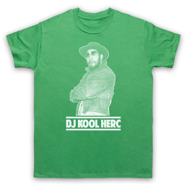 Inspiriert durch DJ Kool Herc Pose Unofficial Herren T-Shirt: Amazon.de:  Bekleidung