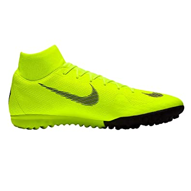 reputable site 4f265 a86ce Nike Men's Soccer MercurialX Superfly VI Academy Turf Shoes