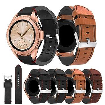 Tabcover for Galaxy Watch (42mm) Correa,20mm (4 Colors) Correa de ...