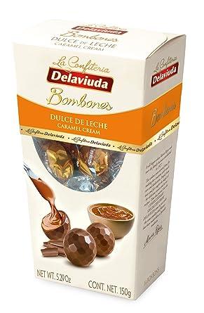Delaviuda - Bombones con Dulce de Leche, 150 g