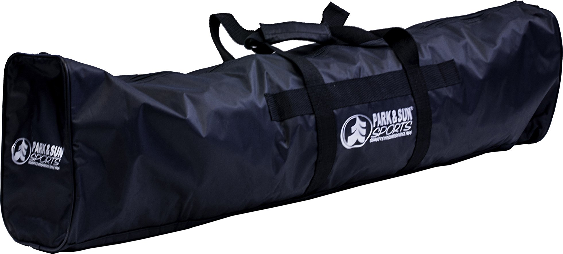 Park & Sun Sports Portable Indoor/Outdoor Badminton Net System with Carrying Bag and Accessories: Tournament Series by Park & Sun Sports (Image #5)