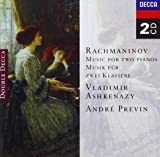 Rachmaninov: Music for 2 Pianos - Suites Nos. 1