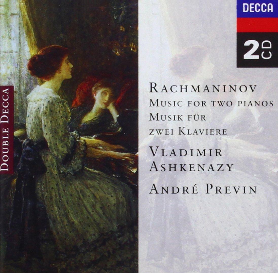 Rachmaninov: Music for 2 Pianos - Suites Nos. 1 & 2, Opp.5,17 / Etude-Tableau, Op.33 / Symphonic Dances, Op.45 / Russian Rhapsody / Corelli Variations, Op.42
