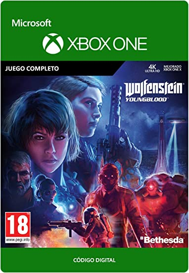 Wolfenstein: Youngblood - Standard Edition | Xbox One - Código de ...