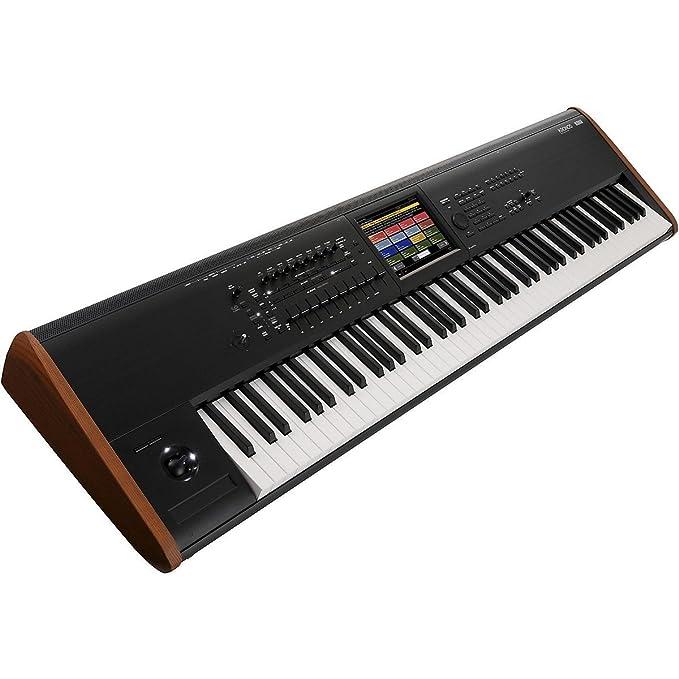 Korg KRONOS88 - Kronos 88 teclado workstation teclado 88 modelo 2015: Amazon.es: Instrumentos musicales