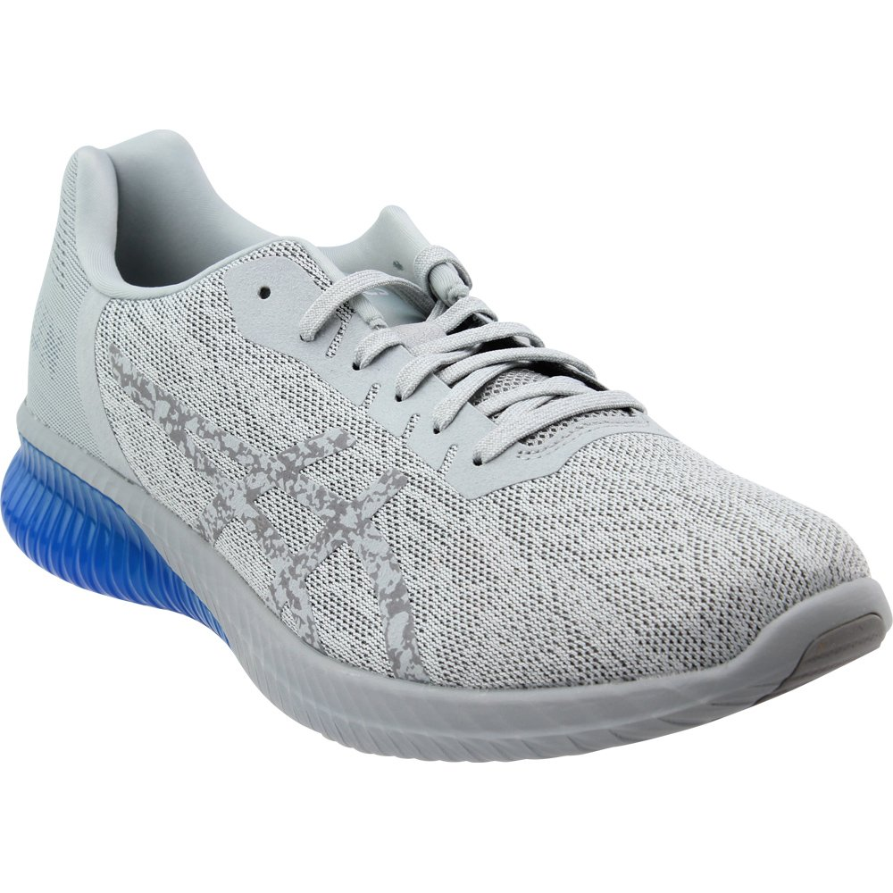 ASICS Mens Gel-Kenun Lightweight Fitness Running Shoes B07541Y114 13 D(M) US|Grey/Grey/Electric Blue