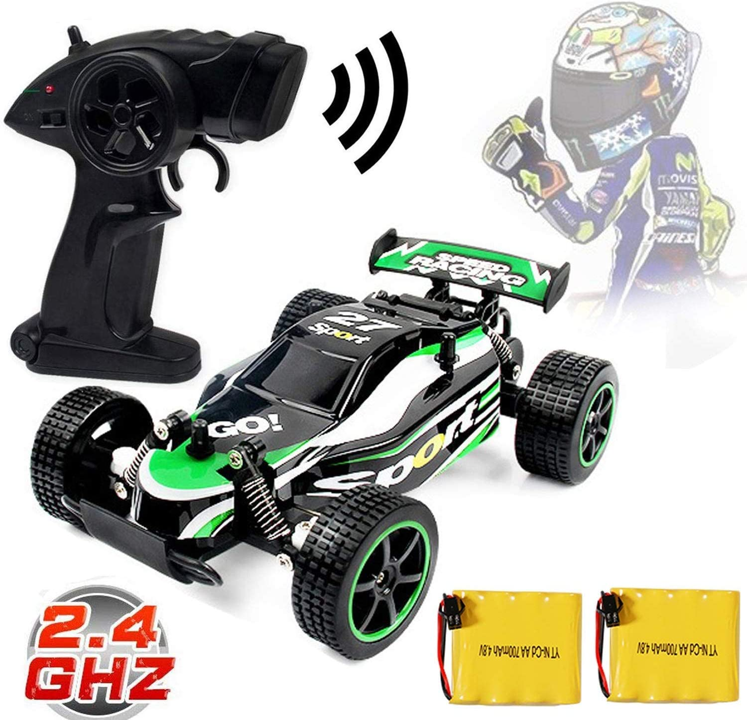 Radio Remote Control Racing Toy Cars