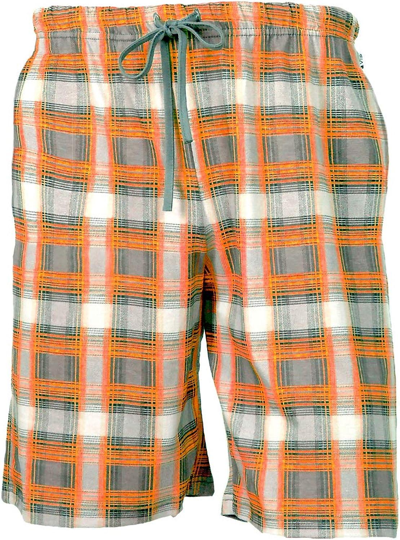 e.VIP Herren Schlafanzughose Chris S 720 aus 100/% Baumwolle