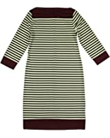 Isaac Mizrahi Womens 3/4 Sleeve Shift Dress