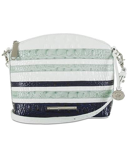 431288ea3f4e Brahmin Women s Mini Duxbury Seaglass Crossbody Bag  Handbags  Amazon.com