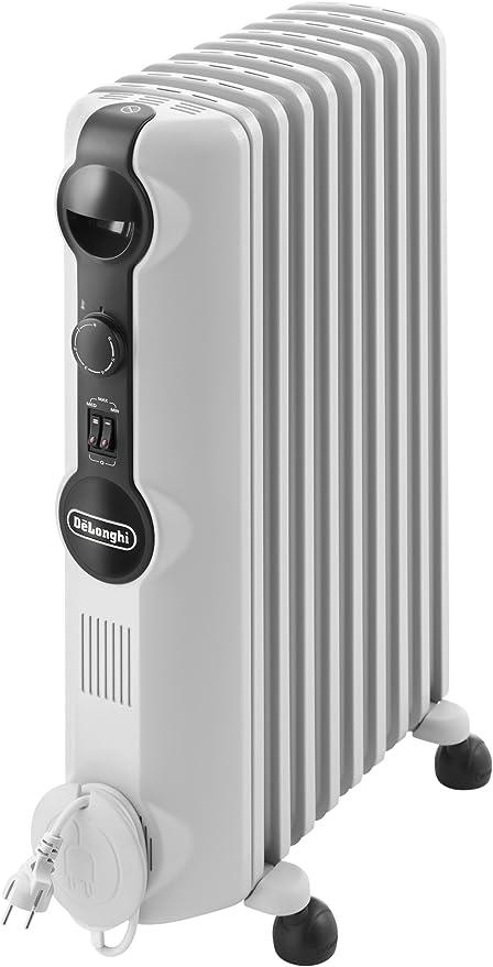 Riscaldamento Elettrico Stufa Termosifone Calorifero Portatile Radiatore Consumi