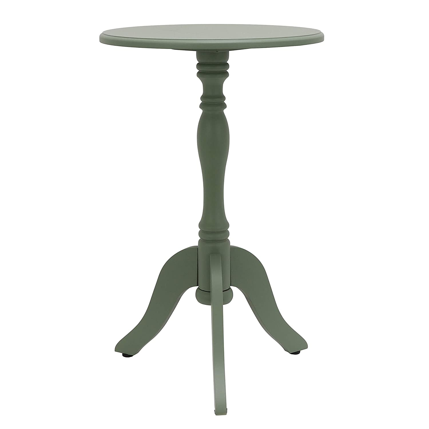 Decor Therapy Side Table, Olive Branch