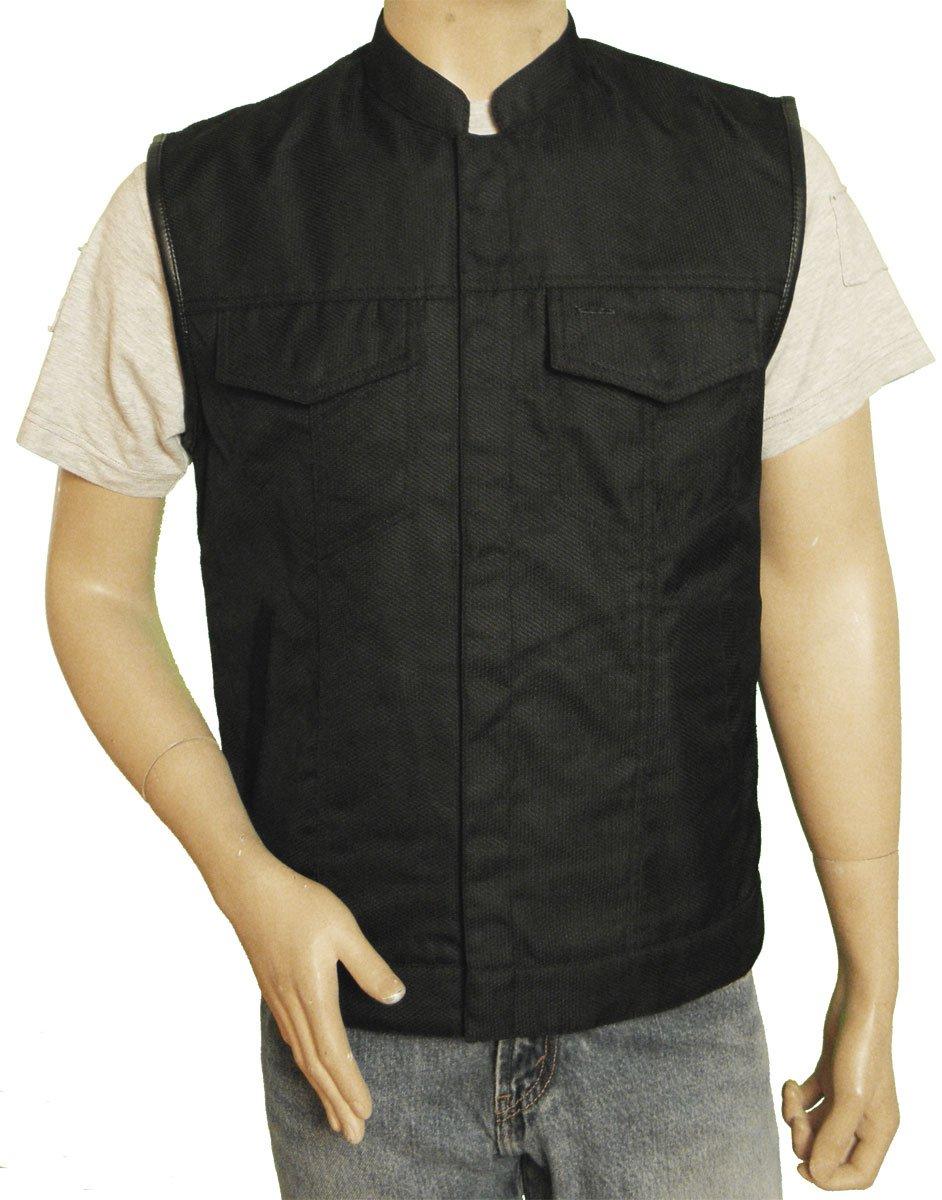 Premium Textile Gun Pocket Patch Vest