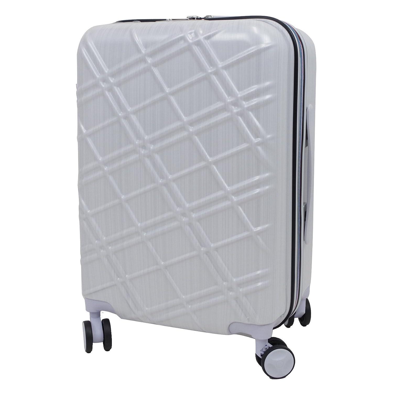スーツケース 35L AG5225 ホワイトウッドクレイン   B075N6G13Q
