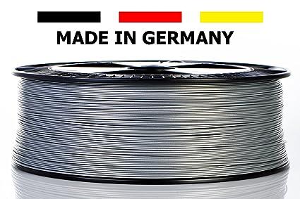 Material4Print M4P - Filamento para impresora 3D (cristal de plata ...